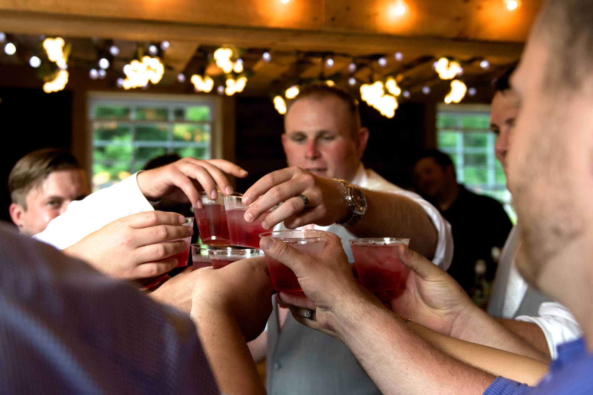 Cheers   Kropp Photography - Wedding Photography Portfolio
