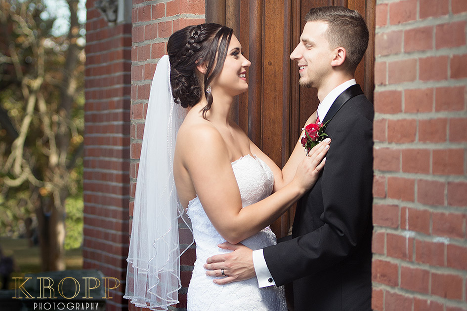 North-Mar Church Wedding Ceremony | Dilucia's Banquet Center Reception in Warren Ohio | Brandon & Rachel