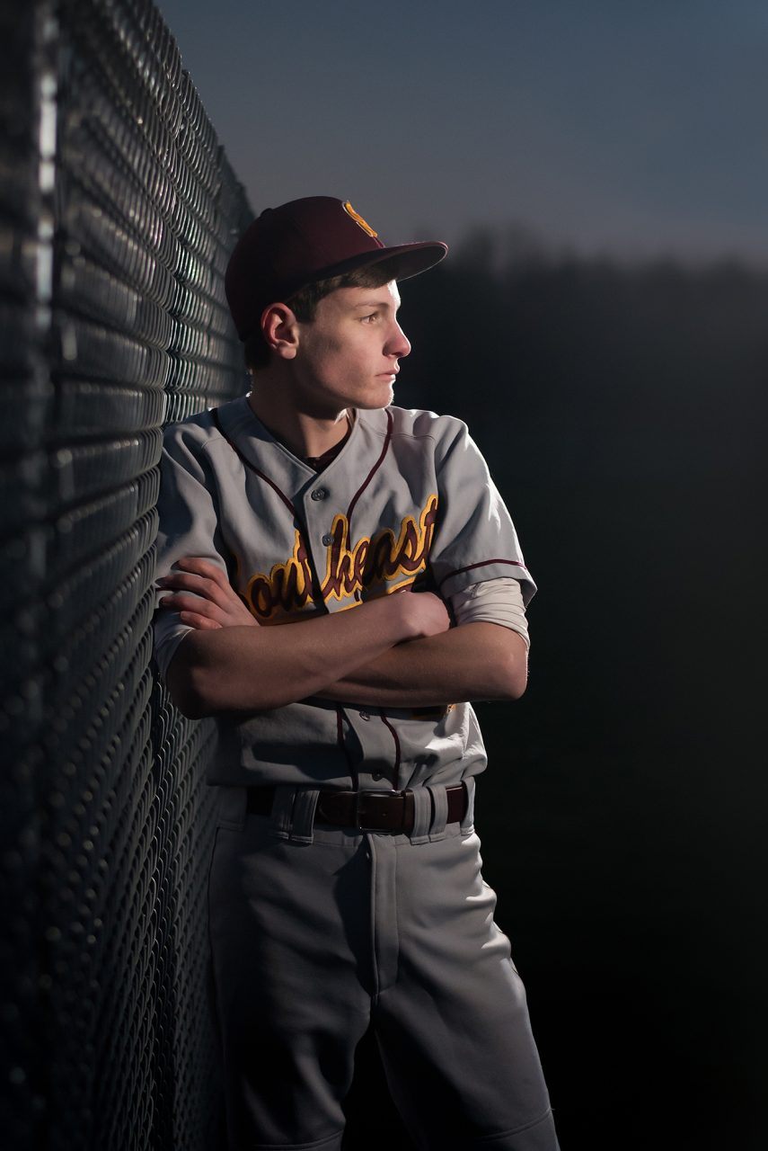 Senior Sports Pictures Ravenna Ohio