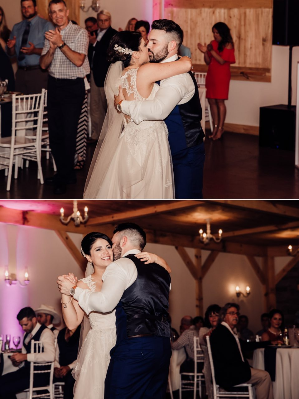 David + Maria | Wedding at The Place At 534 |First Dance