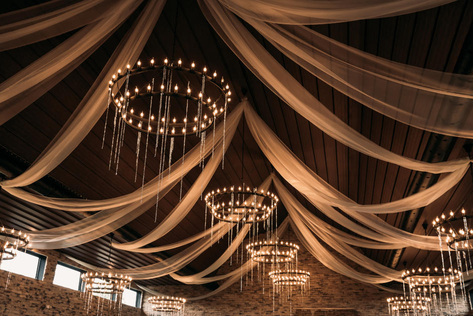 Bella Amore on Enchanted Acres Chandeliers | Kropp Photography