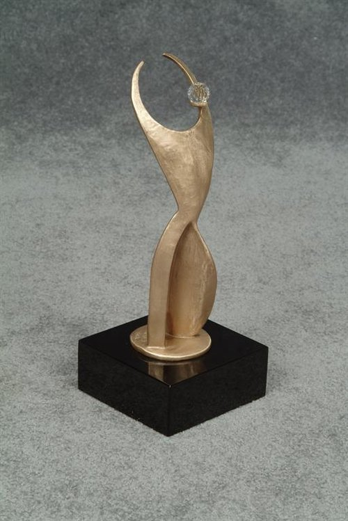 ATHENA Award Scupture