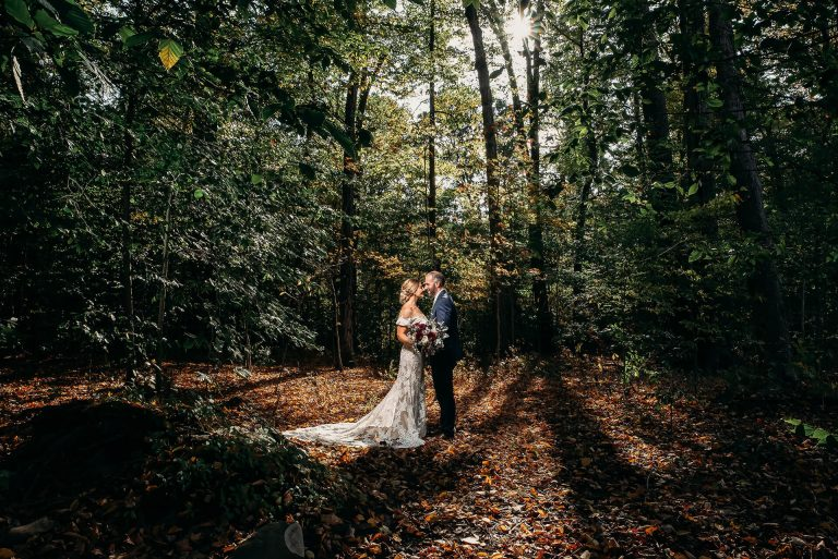 Cleveland wedding at Sapphire Creek Winery and Gardens by Cleveland wedding photographers Kropp Photography