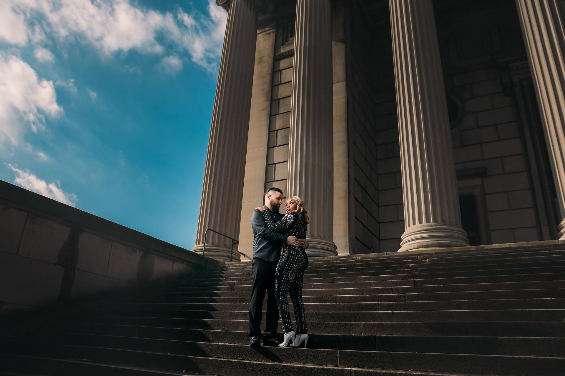 Monica & Rich's Engagement Reveal Video