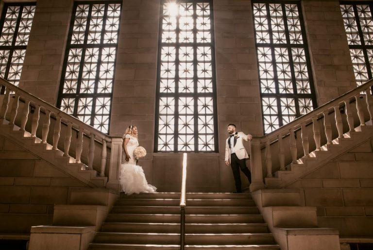 Stambaugh Auditorium Wedding of Monica & Rich | June 26, 2021